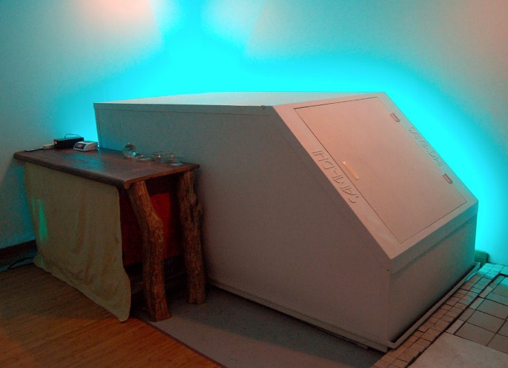 Samadhi Tank Review - Perfect Sensory Deprivation Therapy - Float Tank